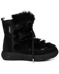 Pajar - Anet Fur Boot Black - Lyst