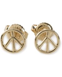 Aurelie Bidermann - Peace Earrings - Lyst