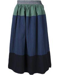 Visvim - 'elevation' Skirt - Lyst