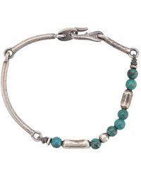 M. Cohen - The Magnus Clasp Bead Bracelet - Lyst