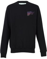 Off-White c/o Virgil Abloh - The Webster X Exclusive Gradient Crewneck - Lyst