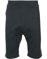 Neil Barrett - Jersey Shorts - Lyst