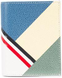 Thom Browne - Geometric Cardholder - Lyst