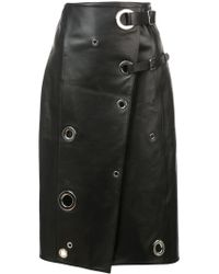 Altuzarra - Rivet Wrap Skirt - Lyst
