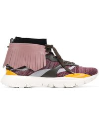 Valentino - Heroes Tribe Sneakers - Lyst