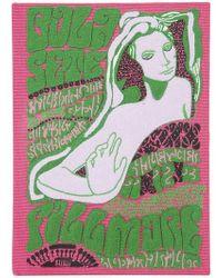 Olympia Le-Tan - Gola Sete Book Cover Clutch - Lyst