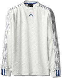 Alexander Wang - Football Jersey Long Sleeve - Lyst