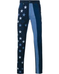 Givenchy - Stars And Stripes Jeans - Lyst