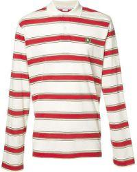 Stella McCartney - Striped Polo Shirt - Lyst