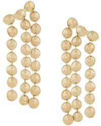 Ellery - Cascade Chandelier Earrings - Lyst