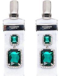 Vetements - Suspender Earrings - Lyst
