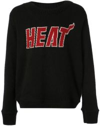 The Elder Statesman - Miami Heat Miami Heat Jumper - Lyst