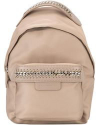 Stella McCartney - Falabella Mini Backpack - Lyst