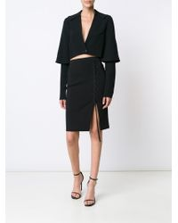 Creatures of the Wind - Cropped Blazer Jacket - Lyst