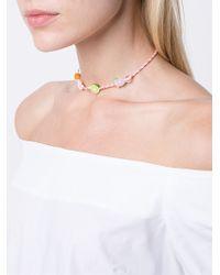 Venessa Arizaga - 'the Keys' Necklace - Lyst