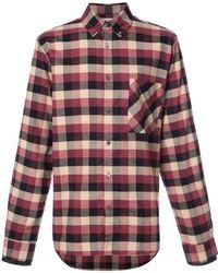 Public School - Leto Plaid Shirt With Underlay - Lyst