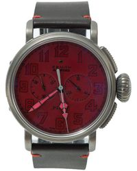 Bamford Watch Department - Red Zenith Type 20 Chrono 'ton Up' - Lyst