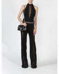 83f9fe90609 Lyst - Women s Balmain Jumpsuits Online Sale