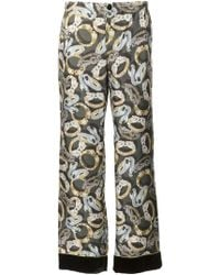 For Restless Sleepers - Printed Pyjama Pants - Lyst