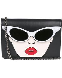 Yazbukey - 'too Much Sun At Night' Pouch - Lyst