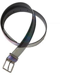 Acne Studios - Oryx Ap Print Belt - Lyst