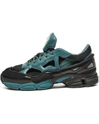 adidas By Raf Simons - Colonial Blue Replicant Ozweego Sneakers - Lyst
