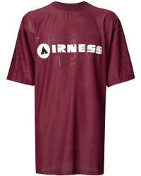 Hood By Air   Airness Logo T-shirt   Lyst