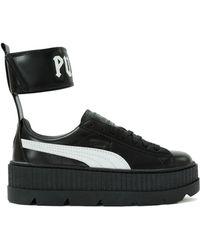 PUMA - Fenty X By Rihanna Ankle Strap Sneakers - Lyst