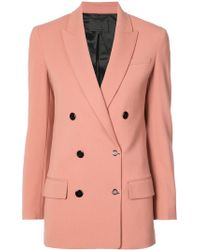 Alexander Wang - Double Breasted Blazer - Lyst