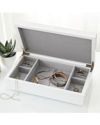 The White Company - Lacquer Jewelry Box Lid - Lyst