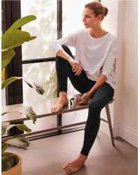 The White Company - Post Workout Layer Top - Lyst