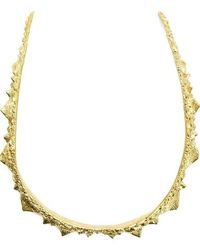 Henson - Spine Necklace - Lyst