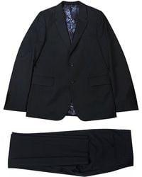 Paul Smith - Black Wool-mohair Suit - Lyst
