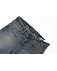 Replay - Laserblast Life Waitom Straight Fit Jeans - Lyst