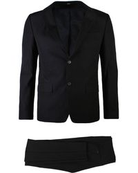 KENZO - Textured Suit Black - Lyst