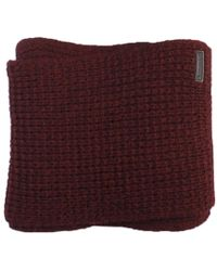 Belstaff - Ardleigh Knit Scarf - Lyst