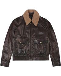 Belstaff - Mentmore Blouson Jacket - Lyst