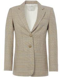 Tibi - Cooper Silk Wool Blazer - Lyst