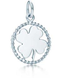 Tiffany & Co. - Clover Charm - Lyst