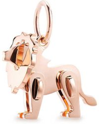 Tiffany & Co. - Tiffany Save The Wild Lion Charm In 18k Rose Gold, Mini - Lyst