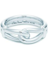 Tiffany & Co. - Knot Ring - Lyst