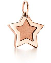 Tiffany & Co. - Super Star Charm - Lyst
