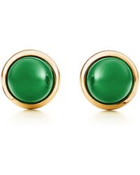 Tiffany & Co. - Cabochon Earrings - Lyst