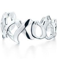 Tiffany & Co. - Love & Kisses Cuff - Lyst