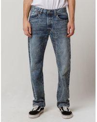 927ce3d52fd Lyst - Levi s Wilden Selvedge 501 Denim Jeans in Blue for Men