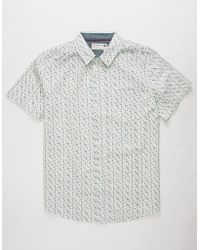 Retrofit - Geoditz Mens Shirt - Lyst
