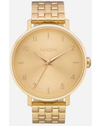 Nixon - Arrow Watch - Lyst