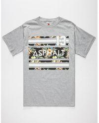 Asphalt Yacht Club - Island Stripes Mens T-Shirt - Lyst