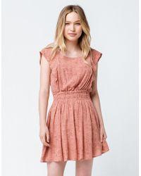 b1371953 O'neill Sportswear - Thompson Dress - Lyst