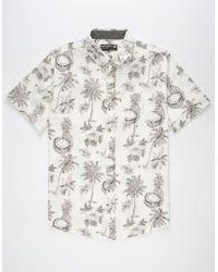 Retrofit - Coconuts Mens Shirt - Lyst